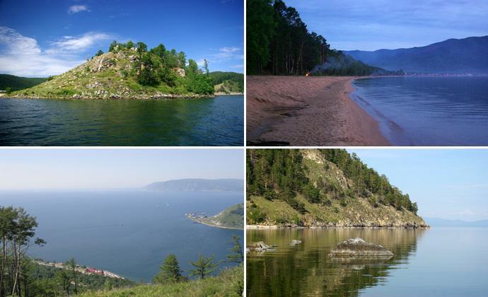 Самые большие озера на земле