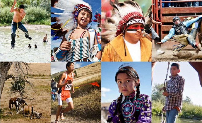 Индейцы 21 века ( 21 фото )