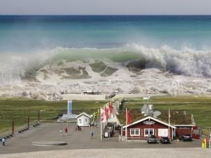 изображение, интересные факты о цунами