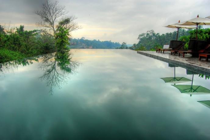 Самые красивые бассейны мира