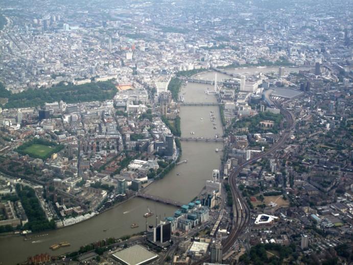 Город Лондон