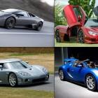 Самые дорогие автомобили топ 10