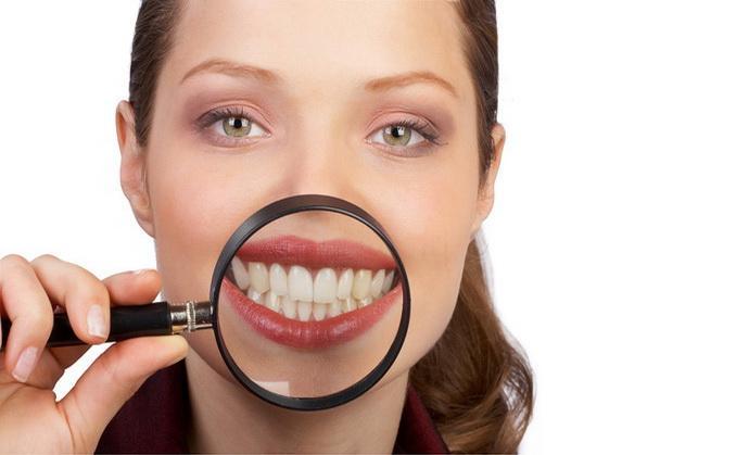 Факты о человеческих зубах