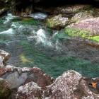 Красивая кристальная река (50 фото)