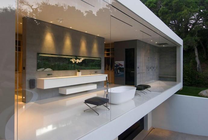 Стив Герман и его стеклянный павильон