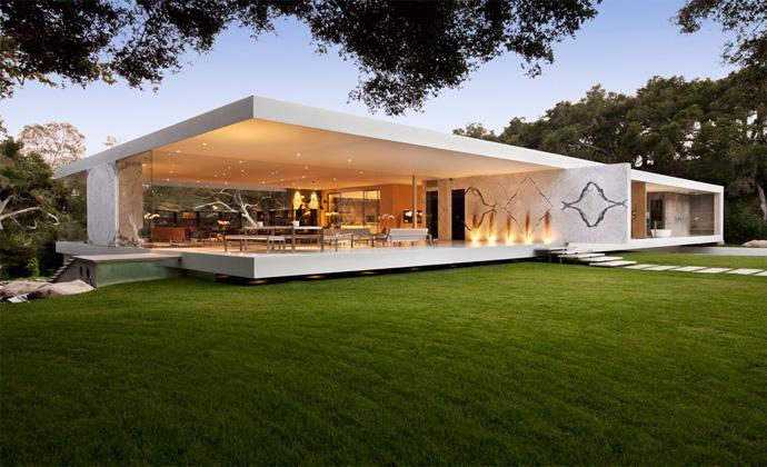Glass-Pavilion