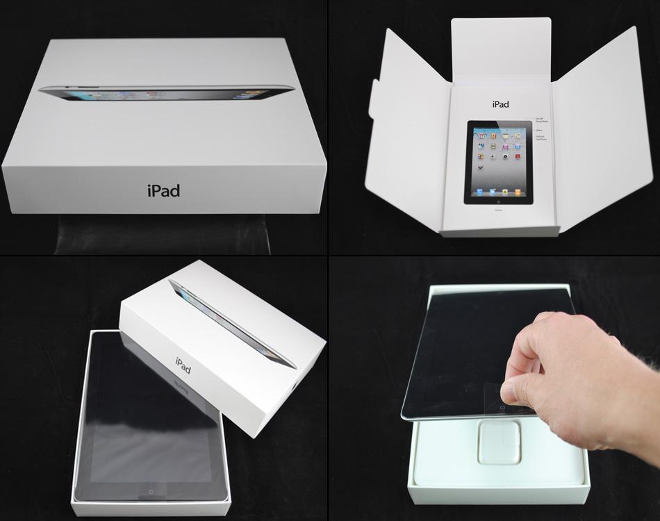 Обзор планшета iPad 2