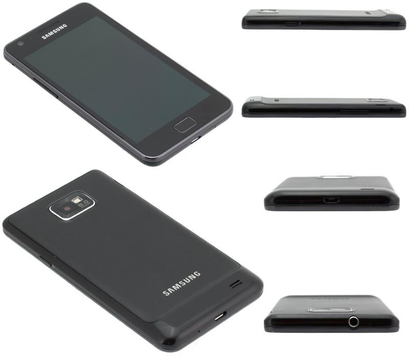 Обзор и характеристики Samsung Galaxy S2