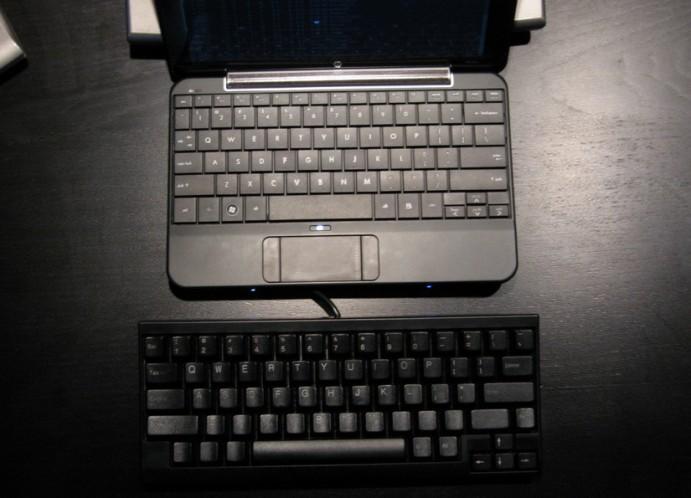 Разница между нетбуком и ноутбуком?