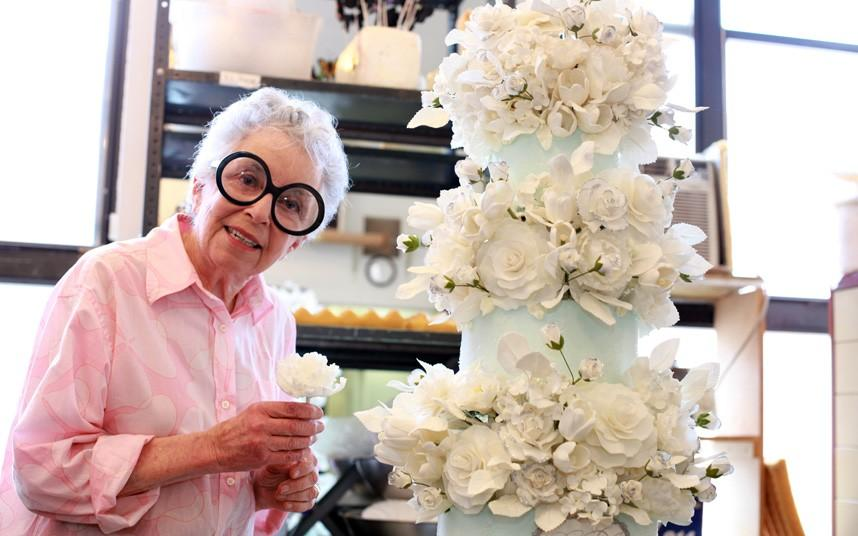 Торты шедевры от 80-летней жительницы Манхэттена