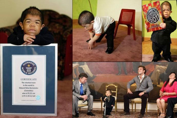 Самые маленькие люди в мире