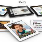 Обзор  и характеристики iPad 3