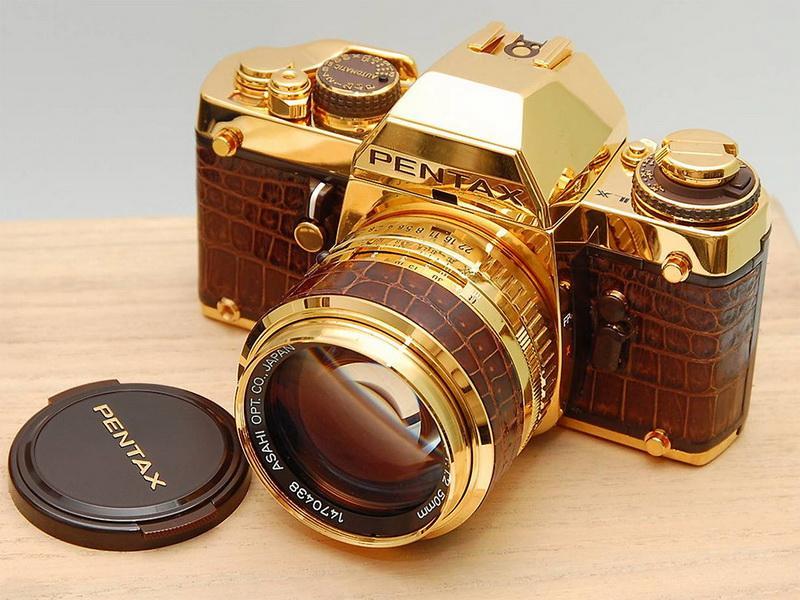 Самый дорогой фотоаппарат в мире