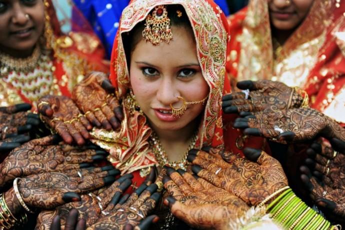 Свадьбы в разных странах мира