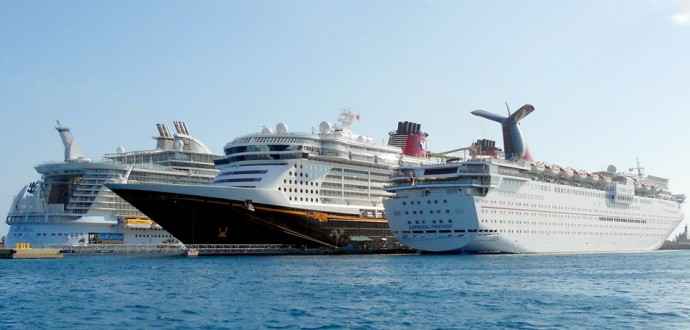 Самые большие корабли на планете