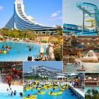 самые большие аквапарки в мире (14 фото)