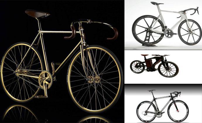 Самые дорогие велосипеды мира