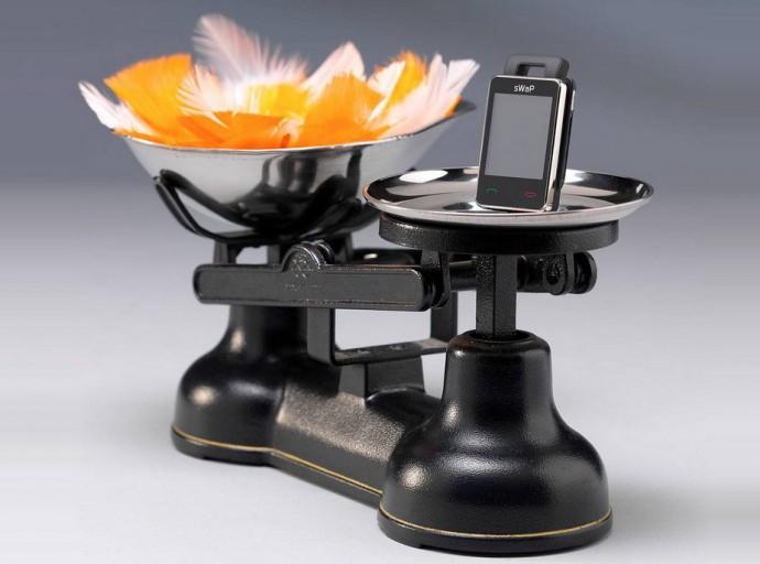 Самые маленькие телефоны