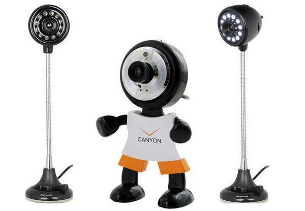 Чем руководствоваться в процессе выбора веб-камеры?