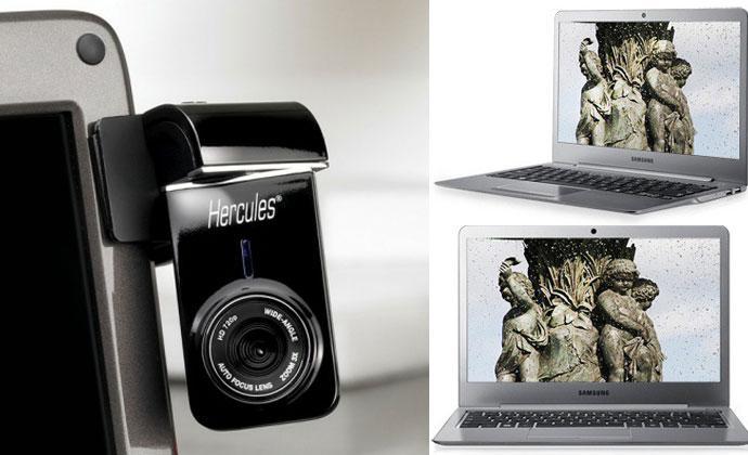 Инструкция, как включить веб-камеру на ноутбуке