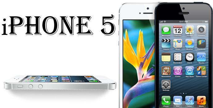 Обзор iPhone 5 в фотографиях