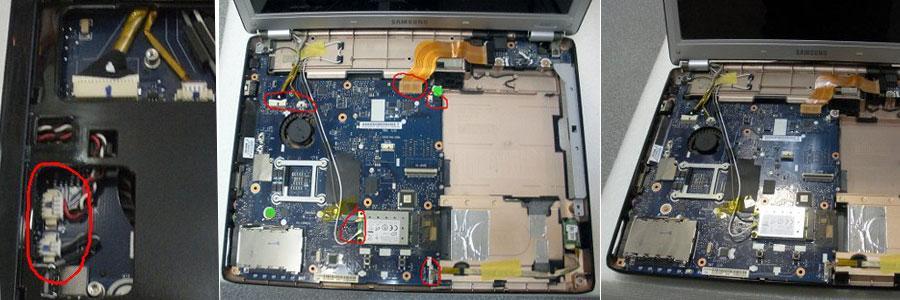 Как почистить ноутбук от пыли?