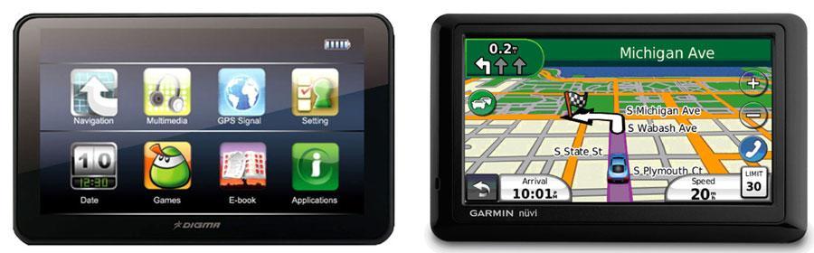 Как выбрать GPS-навигатор для автомобиля?