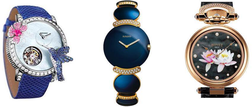 часы в подарок на 8 марта женщине