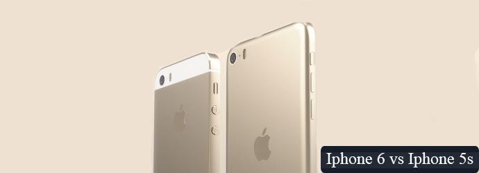 Разница между iphone 6 и iphone 5s - основные отличия