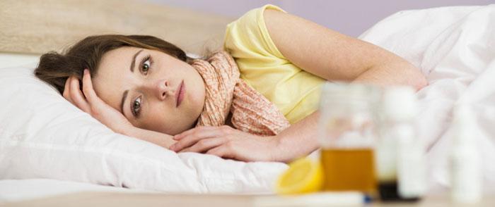 Простуда: лечение и методы профилактики заболевания