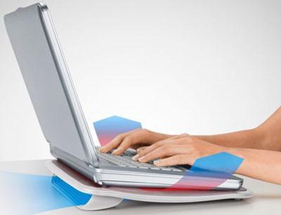 причины из-за которой, греется ноутбук