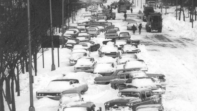 10 самых сильных снегопадов за последние 300 лет