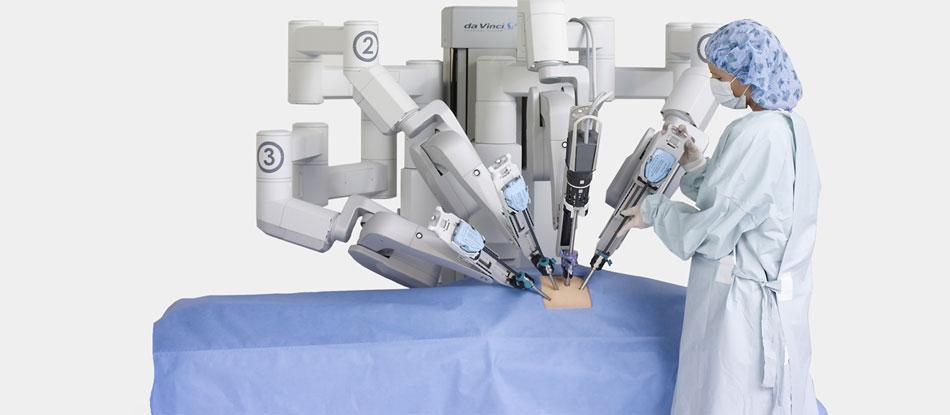 роботы анестезиологи