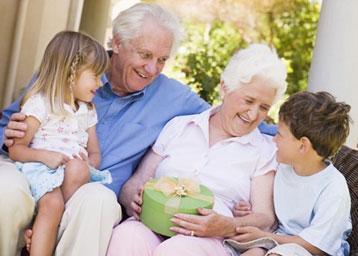 что подарить бабушке на праздник