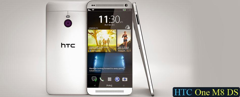 HTC One M8 DS