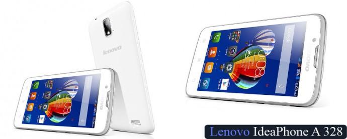 Lenovo IdeaPhone A 328