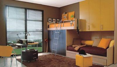 Какой должна быть мебель для детской комнаты?
