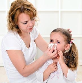ОРВИ у детей: механизм заражения