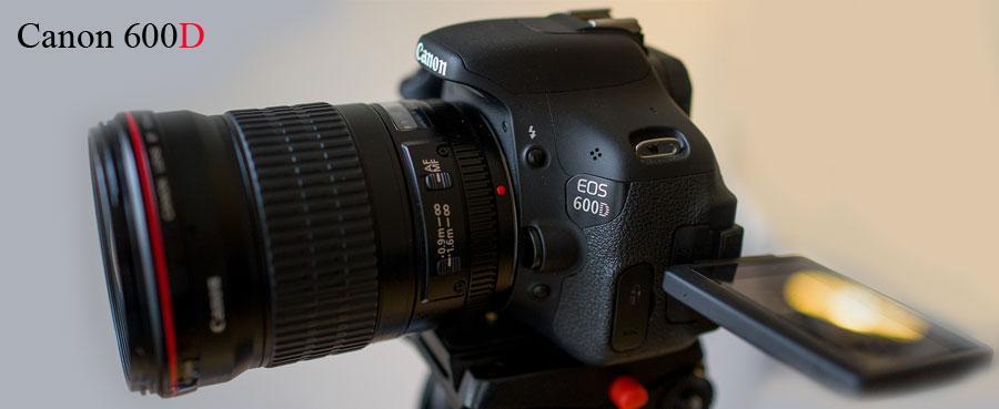 Как сделано зеркальный фотоаппарат