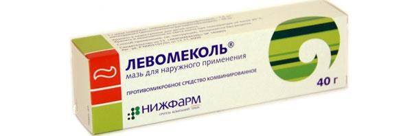 Левомеколь - недорогая и эффективная мазь от геморроя