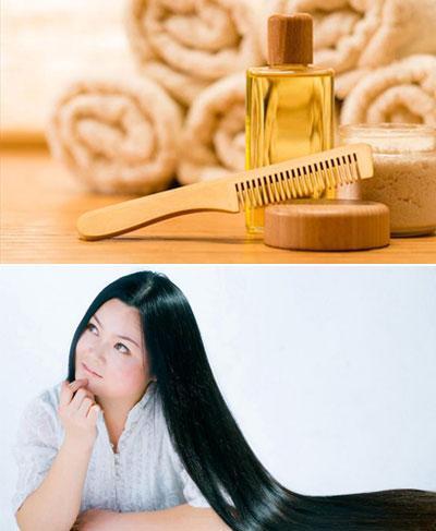 народные рецепты для роста волос