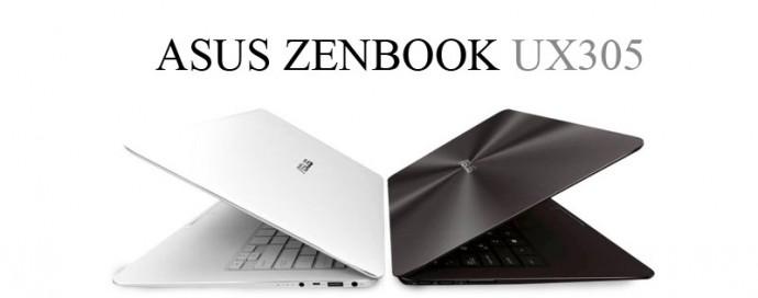 Ультрабук Asus zenbook ux305