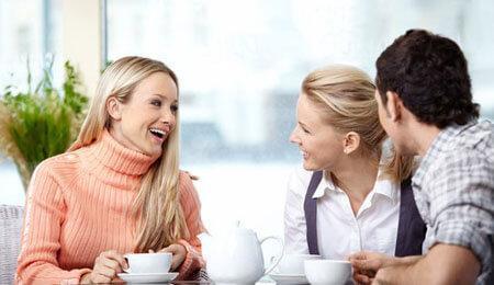общение с оптимистами хороший способ избавиться от депрессии