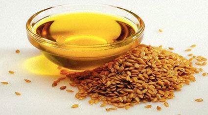 Как правильно пьют льняное масло