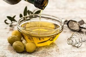 Изображение, загар и оливковое масло