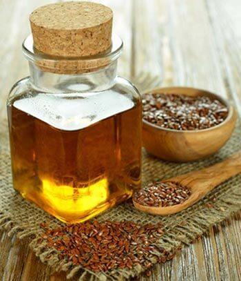 полезный состав льняного масла