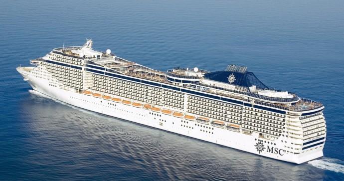 Корабль Splendida