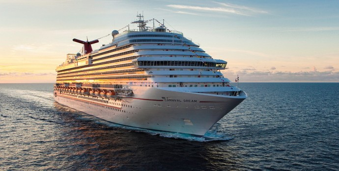 корабль Carnival Dream