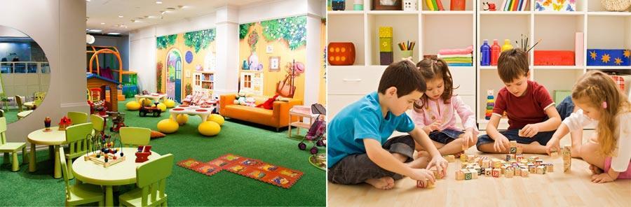 бизнес идея: открытие детской игровой комнаты