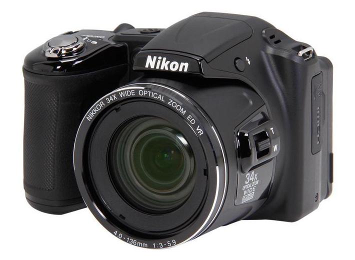 """фото """"Nikon L830"""""""